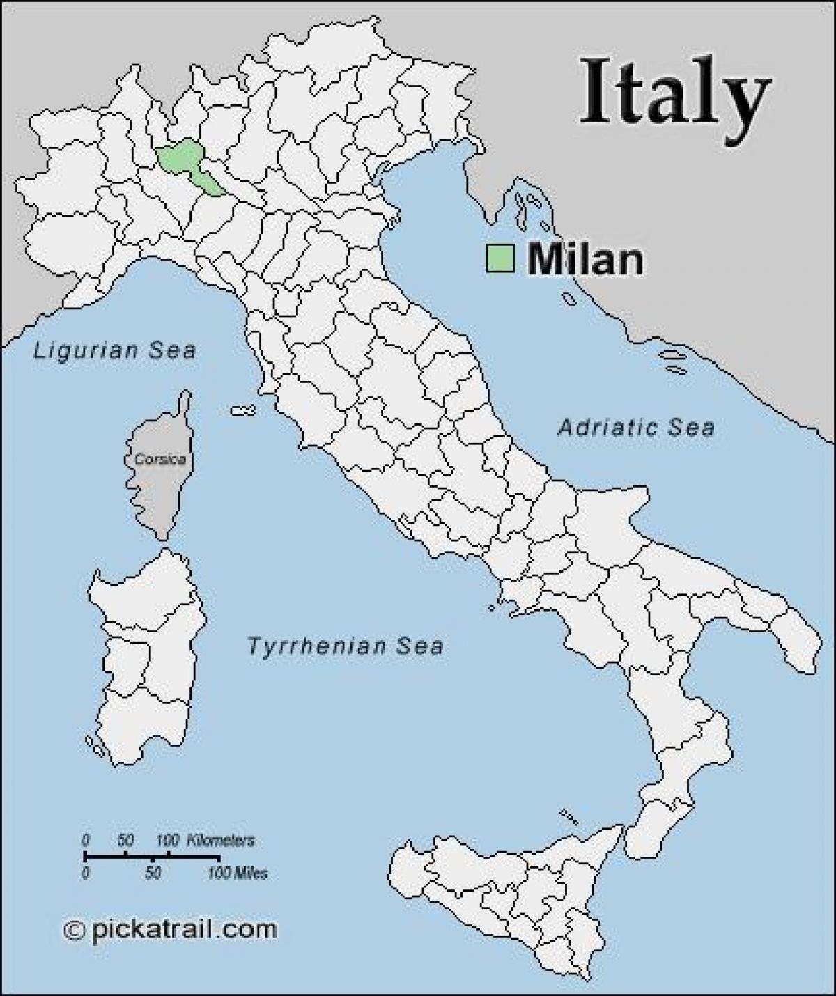 Milan Map Europe Map Of Milan Map Europe Lombardy Italy